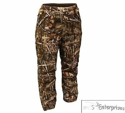 Coleman Max 4 HD deluxe camo deer duck hunting insulated breathable pants NEW 2X