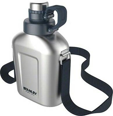NEW Stanley Adventure Steel Canteen Stainless Steel 1.1qt