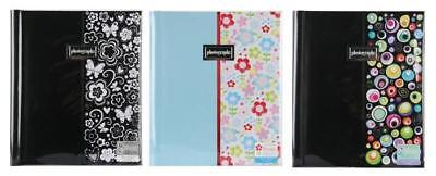 Spiral Self Adhesive Photo Album 10 Sheets/20 Sides