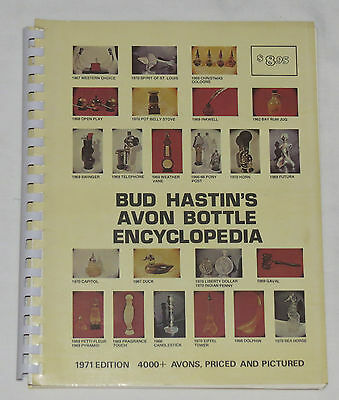 Bud Hastin's Avon Bottle Encyclopedia 1971