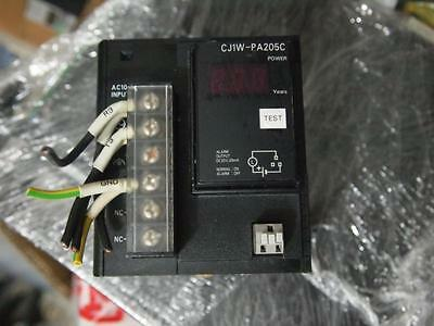 1PC Brand NEW Omron PLC Power Supply Unit CJ1W-PA205C #RS19