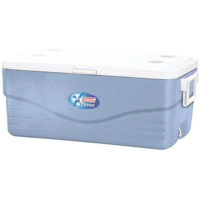 Coleman 100 qt Xtreme Cooler  5-Day Camping Cooler / Coolbox Ice Chest