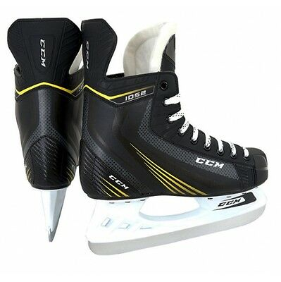 CCM Tacks 1052 Ice Hockey Skates - Junior / Senior + Free Drawstring Carry Bag!