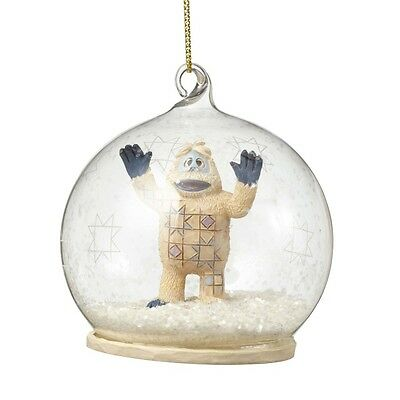 Rudolph Traditions Bumble in Dome Hanging Ornament by Jim Shore, New, 4053081