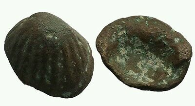 *Prados* Awesome Ancient Celtic Bronze Precoin - 27 mm / 25,2 gr