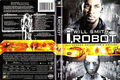 i, Robot (2-DVD All-Access Widescreen Collector's Edition) Starring: Will Smith