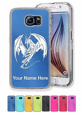 Personalized Case For Galaxy Note 3/4/5 - Fire Breathing Dragon, Myth, Legend