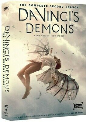 Da Vinci's Demons: Season 2 [New DVD]