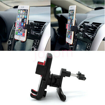 360° Car Air Vent Mount Cradle Holder Stand For Mobile Cell Phone GPS Universal