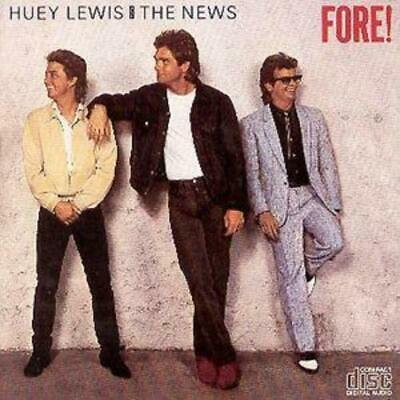 Huey Lewis and the News : Fore! CD (1998)