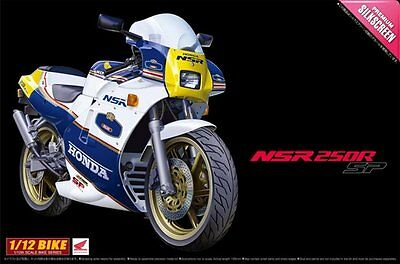 Aoshima 1/12 1988 Honda NSR250R SP Plastic Model Kit 050040 AOS050040