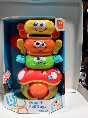 Drop n Roll Bugs, BLUE BOX TOYS,