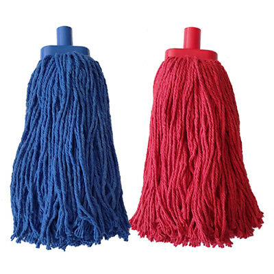 400G Heavy Duty Commercial Mop head Refill - Blue or Red