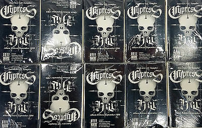 Cypress Hill IV 1998 Set of 10 Ruff House Interview / Samplers Original