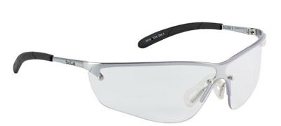 Bolle Silium Safety Cycling / Skiing Glasses - Clear
