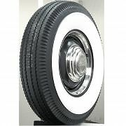 """700-16 Bf Goodrich 4"""" Wide Whitewall Bias Tire *save On Set Of 4!*"""