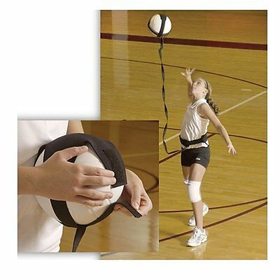 New! Volleyball Training Pal. Serving Spiking Practice Aid Device Trainer Toss