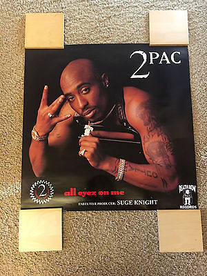 "2Pac ""all Eyez On Me"" Death Row 1996 Promo Pack! (Snoop, Dr. Dre, Nate Dogg"