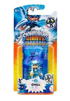 Skylanders Giants Swap Force LIGHTCORE CHILL Light Core Chil NISB Rare