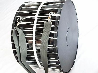 "Mora :: 21 "" Turkish  Percussion    Leather Drum  Davul Dhol  New !!!!"