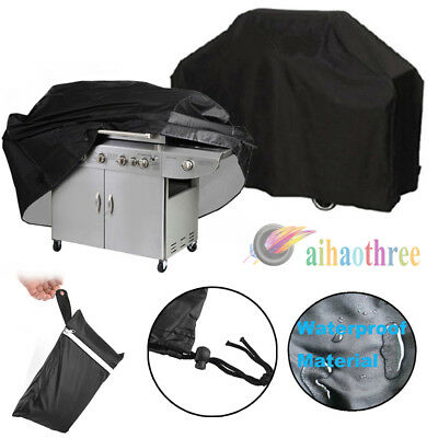 Barbeque Durable Cover BBQ Grill Protector Waterproof Dustproof Anti-UV Outdoor