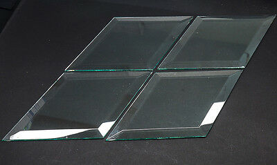 DIAMOND BEVELS - LARGE -  for all leadlight work