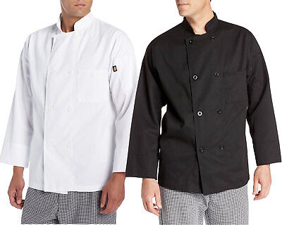Dickies Men's Chef Coat, Basic 8 Button Chef Coat DC118