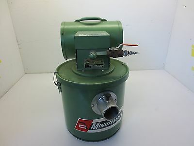 Minuteman Model 700 American Cleaning Equipment