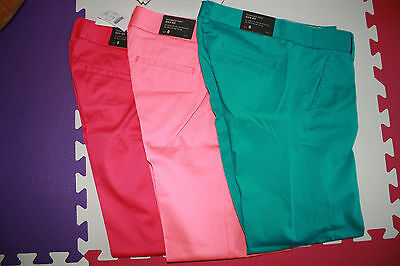 J. Crew Factory Skimmer Pant Size 0 NWT Style 37033