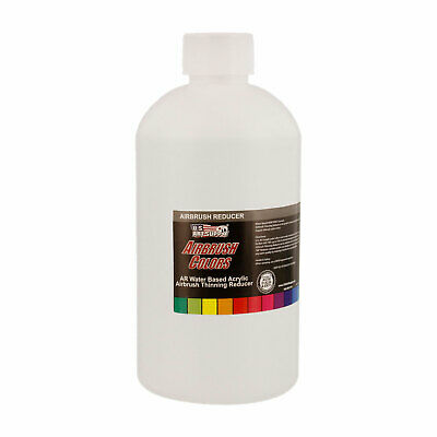 Airbrush Thinning Reducer and Extender Base 16 ounce Bottle
