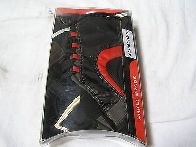 Evs Sports Ab05 Compression Ankle Brace Size Xl Shoe 12-14