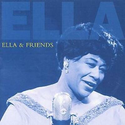 Ella Fitzgerald : Ella & Friends CD (1999)