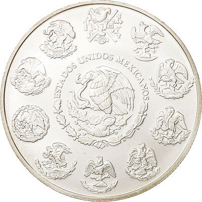 [#78553] Mexico, Onza, Troy Ounce of Silver, 2011, Mexico City, Silver,...