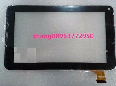 New Black Replacement 7 Inch Touch Screen Digitizer Panel Code CZY6329X01-FPC zh