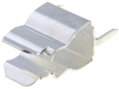 0751.0056 Fuse clips tube fuses Mounting PCB 5x20mm63x32mm 16A 10mm