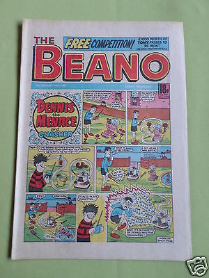 The Beano  - Uk Comic - 16 May 1987  - #2339