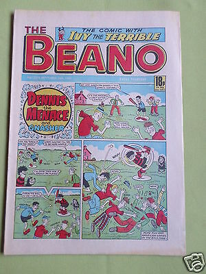 The Beano  - Uk Comic - 26 Sept 1987  - #2358