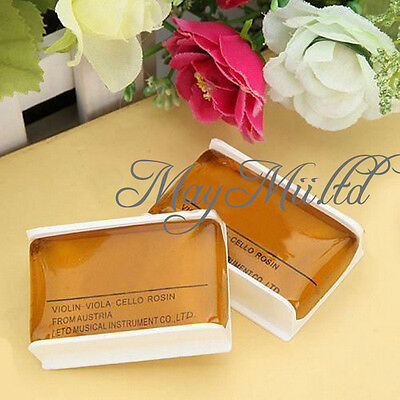 TL High Quality Natural Light Rosin Resin for Violin Viola Cello Bow Strings S