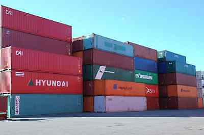 Special Price! 40' High Cube for Shipping & Storage Container In Seattle, WA**