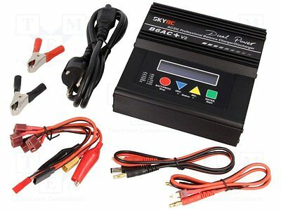 IMAX-B6AC/V2 Charger for rechargeable batteries, modelling 50W 11÷18V
