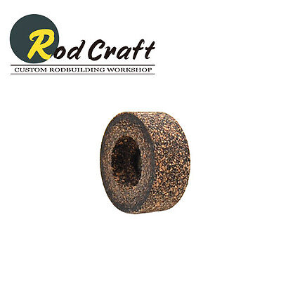 Rodcraft Rubber Cork buttcap straight type for Rod Building(E-27BS)