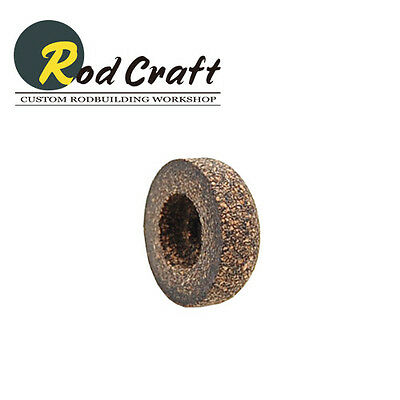 Rodcraft Rubber Cork buttcap Round type for Rod Building(E-27BR)