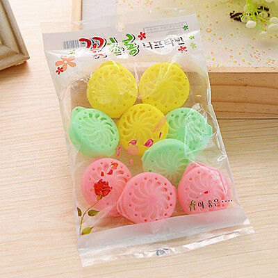 9PCS Mothballs Moth Balls Camphor Naphthalene Fragrance Protect Drawers Wardrobe
