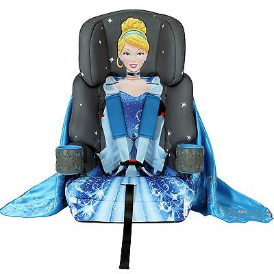 New Kids Embrace Group 1 2 3 Car Seat Platinum Cinderella 9 - 36Kgs