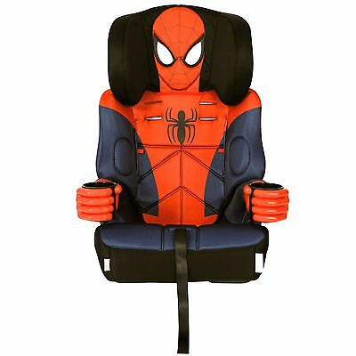 New Kids Embrace Group 1 2 3 Car Seat Spiderman  9 - 36Kgs