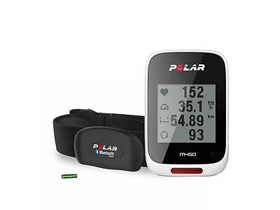 Bike Computer POLAR M450 + HR H6 - GPS Integrado - Polar Flow Service - NUEVO
