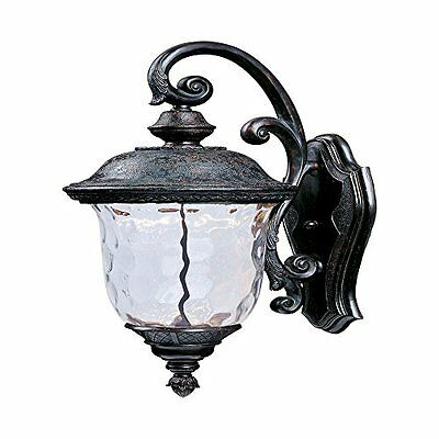 Maxim Lighting 55496WGOB Carriage House LED-Outdoor Wall Mount New