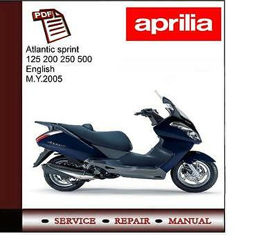 piaggio x9 500 full service repair manual 2002 onwards