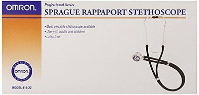 Omron - Sprague Rappaport Style Stethoscope, Bl New