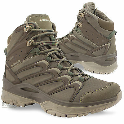 factory outlets best value fashion styles LOWA INNOX GTX Mid TF Gore-Tex Waterproof Military Combat ...
